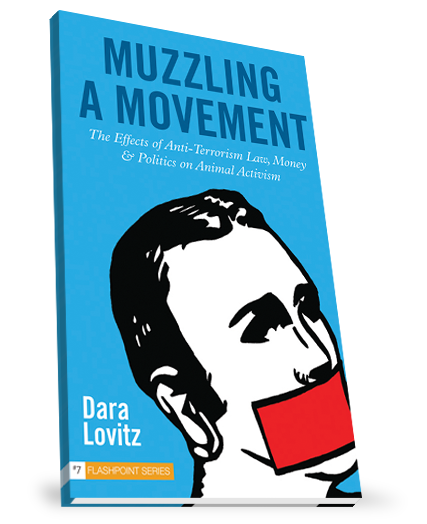 Muzzling a Movement Book cover